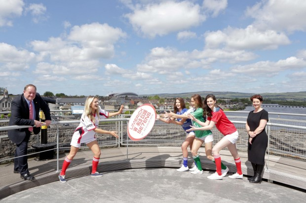 Limerick WC7s Launch 4